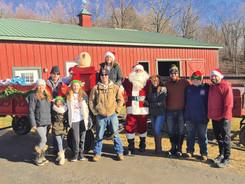 Rock Hill Santas Ride Again