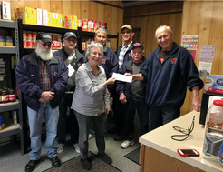 Harlem Valley Car Club Donates to Charities in Pawling and Dover
