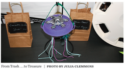 PHS Students Turn Trash Into Treasure