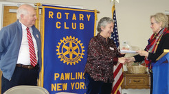 Pawling Rotary Presents Grants Benefiting Local Youth