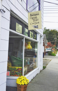 Purveyors of Antiques, Weird Stuff and Cool Junk
