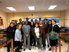 A Passion for Science at Pawling High School