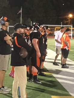 Tigers Rout Rams
