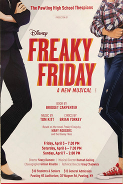 Freaky Friday Is Coming to Pawling