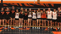 Tigers Indoor Track & Field Continues Record Setting Season