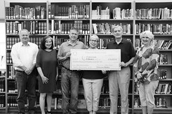Rotary Tech Grant for Patterson Library
