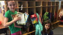 Dutchess Day School Holds Book Drive for Astor Head Start
