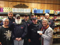 Harlem Valley Car Club Supports Pawling Resource Center
