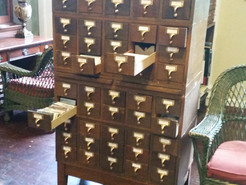 Akin Library to Dedicate 'The Alternet' Card Catalog