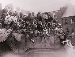Over Here/Over There - Dutchess Historical Association and Vassar Partner in WWI Exhibit