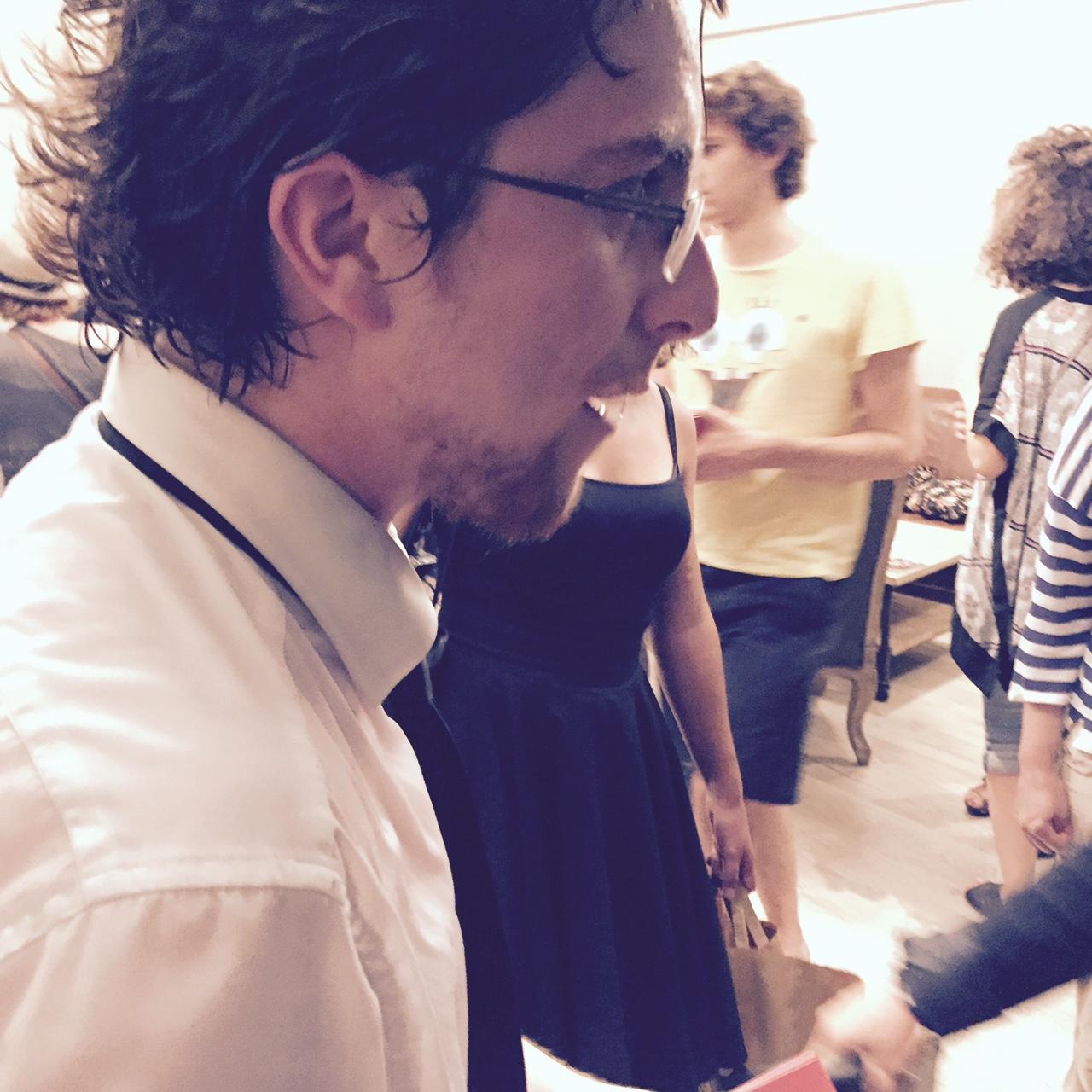 Mathias_Pradenas_Théâtre_des_Brunes_Avignon_2016