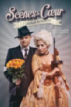 Theatre des Brunes - scènes de coeur