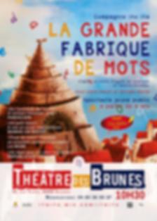 Theatre des Brunes - Maxime Gasteuil