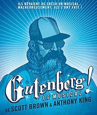 Theatre des Brunes Gutenberg le musical