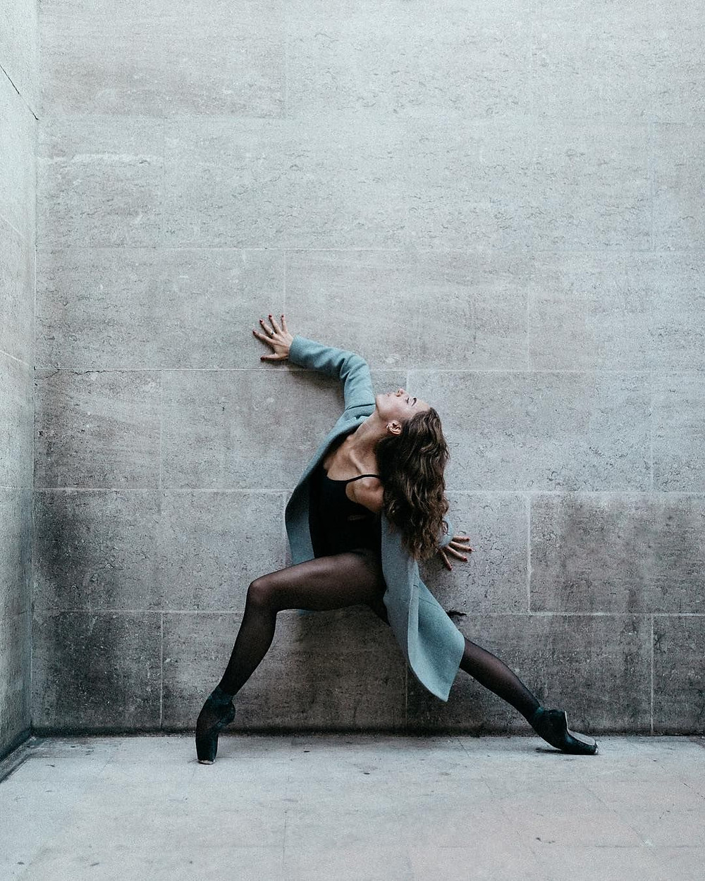 Natasha Trigg, Ballet Dancer
