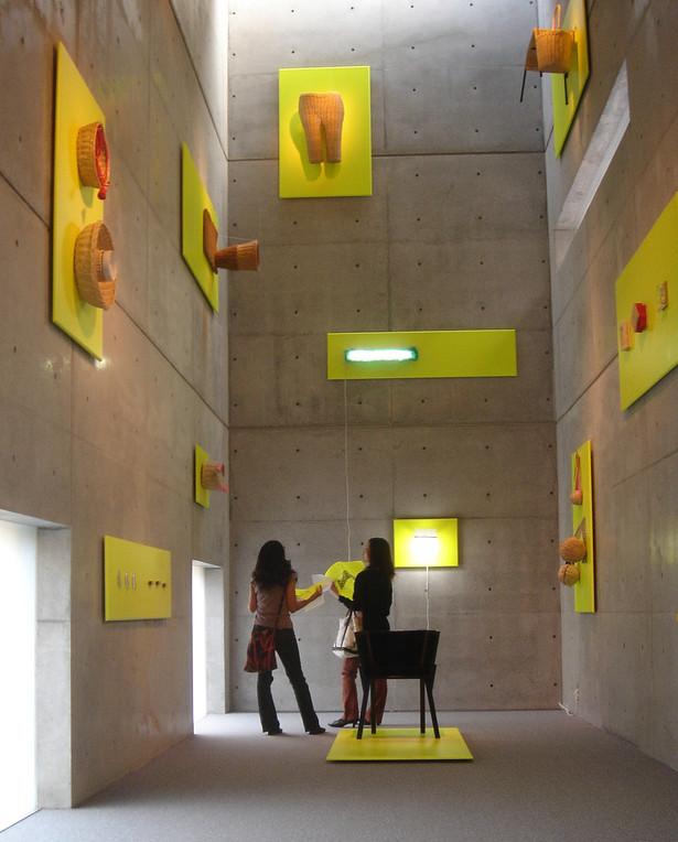 dim at tokyo art museum