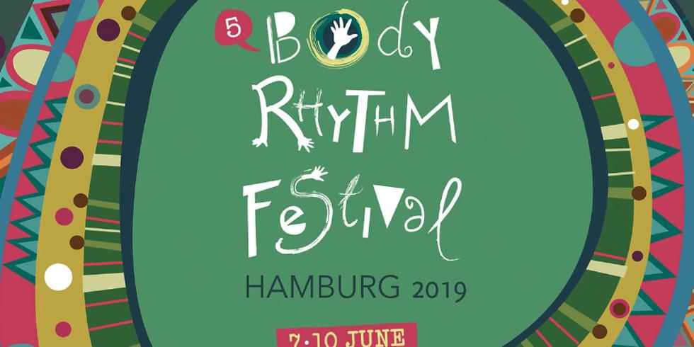 5. Body Rhythm Festival Hamburg