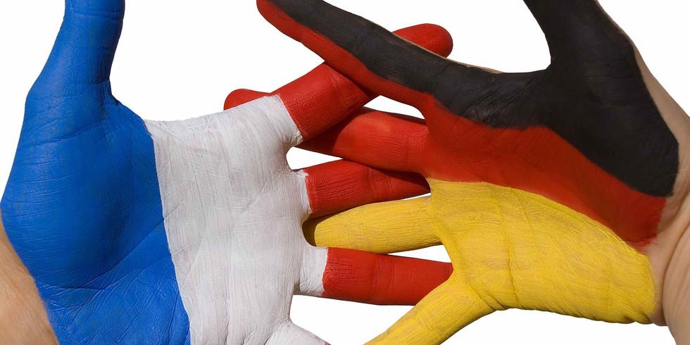 Workshop für das Deutsch-Französische Jugendwerk