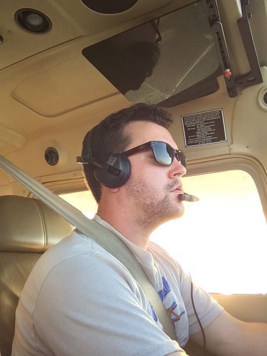 Had a great flight with Mike