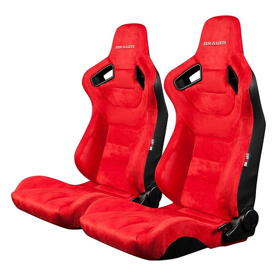 BRAUM Elite Series Sport Seats (Pair)
