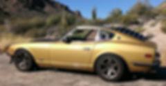 Sakura Garage Datsun 260z Turbo | L28ET s30 z 240z 280z