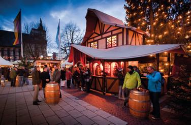 Weihnachtsmarkt Neu-Ulm
