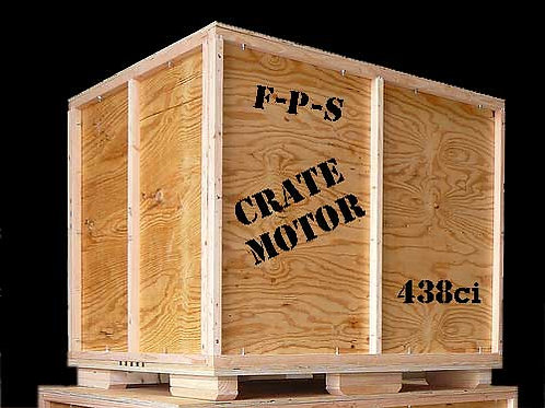 438ci SBF Crate Motor