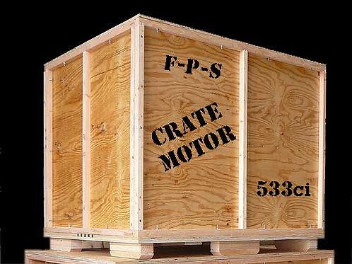 533ci BBF Crate Motor