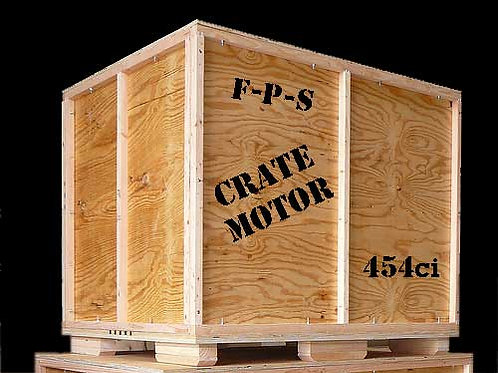 454ci SBF Crate Motor