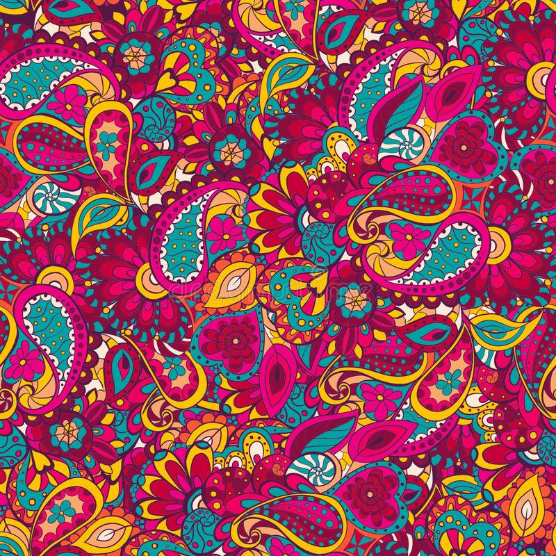 indian-oriental-doodle-seamless-pattern-