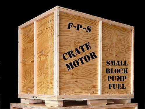 Pump Fuel Engines (Small Block)