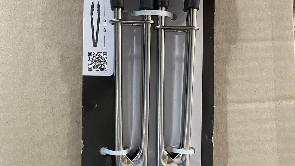 Pinces multifonctions en double, utile pour revêtement tefal
