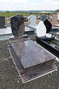 Gránit sírkövek
