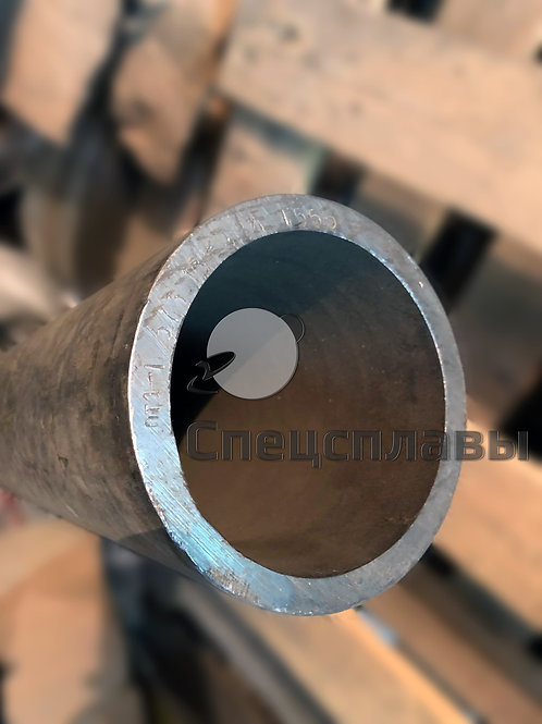 Труба титановая ОТ4-1  132х11 мм