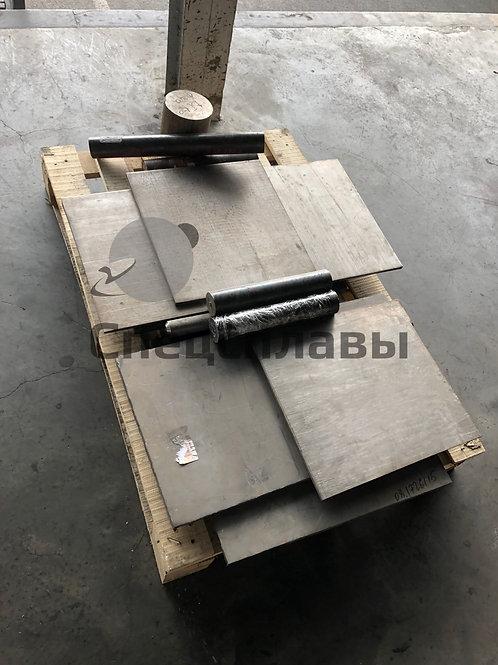 Плита титановая ВТ1-0  18 мм
