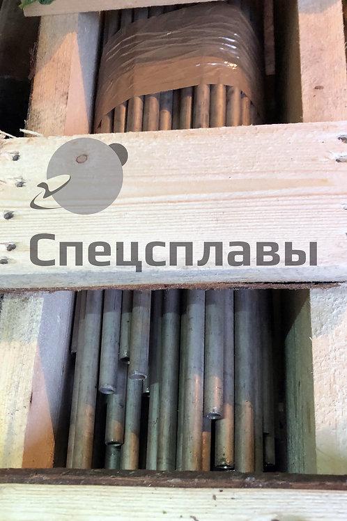 Труба титановая ВТ1-0   10х1 мм