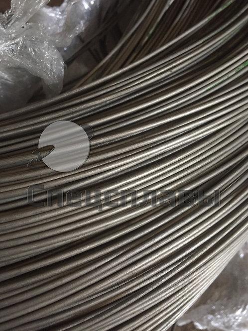 Проволока титановая ВТ2св  2 мм