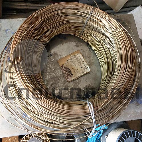 Проволока бронзовая БрБ2 ⌀2,5 мм