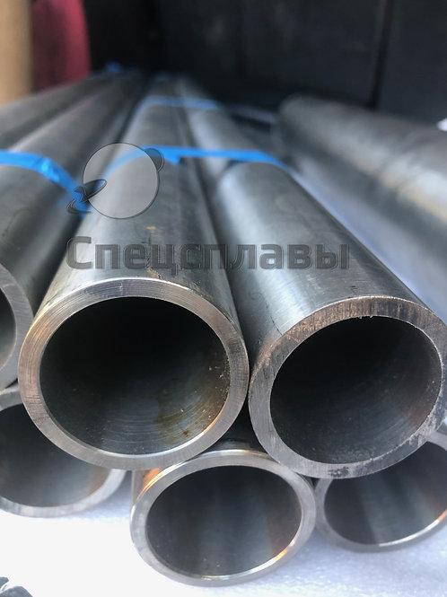 Труба титановая ПТ7М  40х4 мм