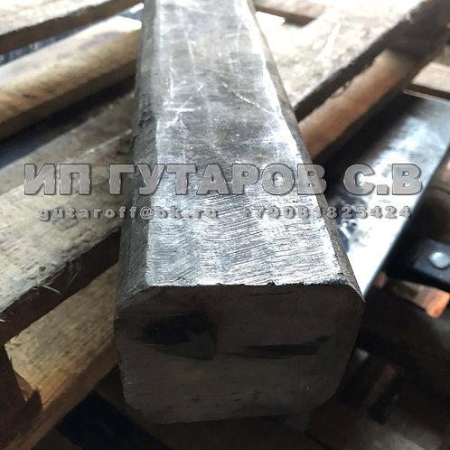 Квадрат жаропрочный ХН78Т 85х85х895 мм