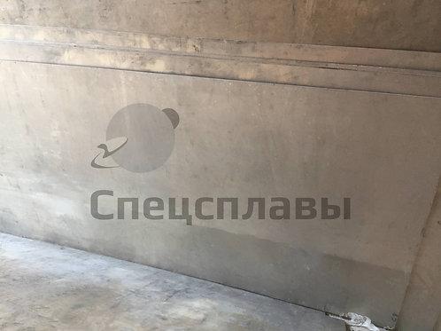 Лист титановый ВТ1-0 4 мм