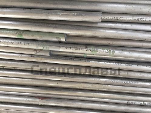 Труба титановая ВТ1-0   38х2 мм