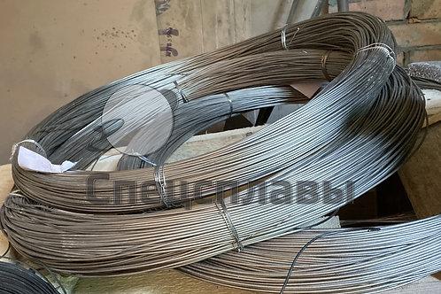 Проволока титановая ВТ1-00  2,5 мм