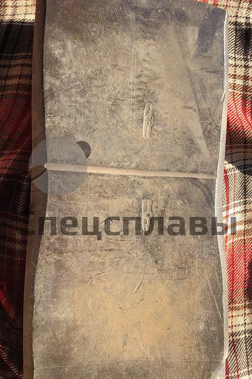 Поковка титановая ВТ22 90х230х450 мм