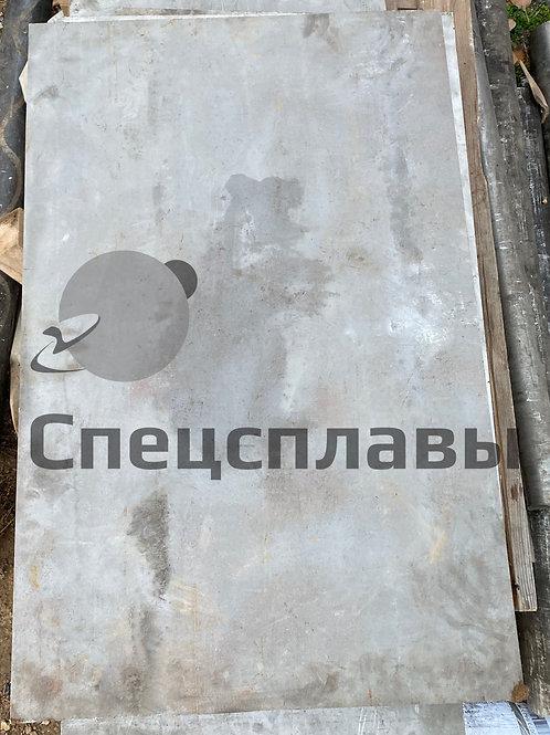 Плита титановая ВТ1-0  30 мм