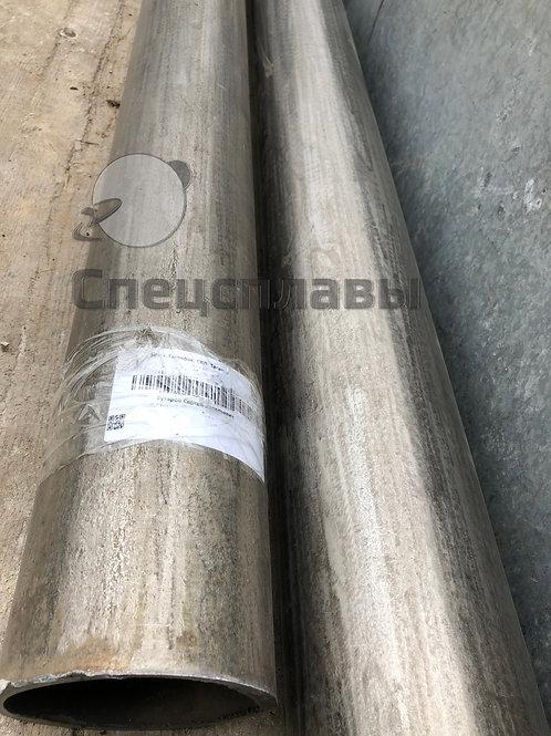 Труба титановая ПТ7М  130х5 мм