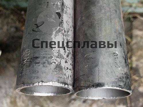 Труба титановая ОТ4-0  30х2,5 мм