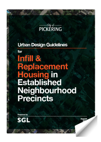 City of Pickering Infill and Replacement