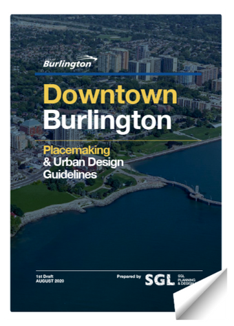Downtown Burlington Placemaking and Urban Design Guidelines