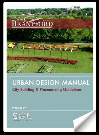 Brantford Urban Design Manual